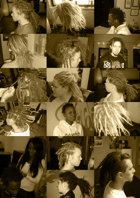 Studio africa, den originale dreadlocks salongen