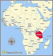 Where's Bagamoyo, Tanzania?