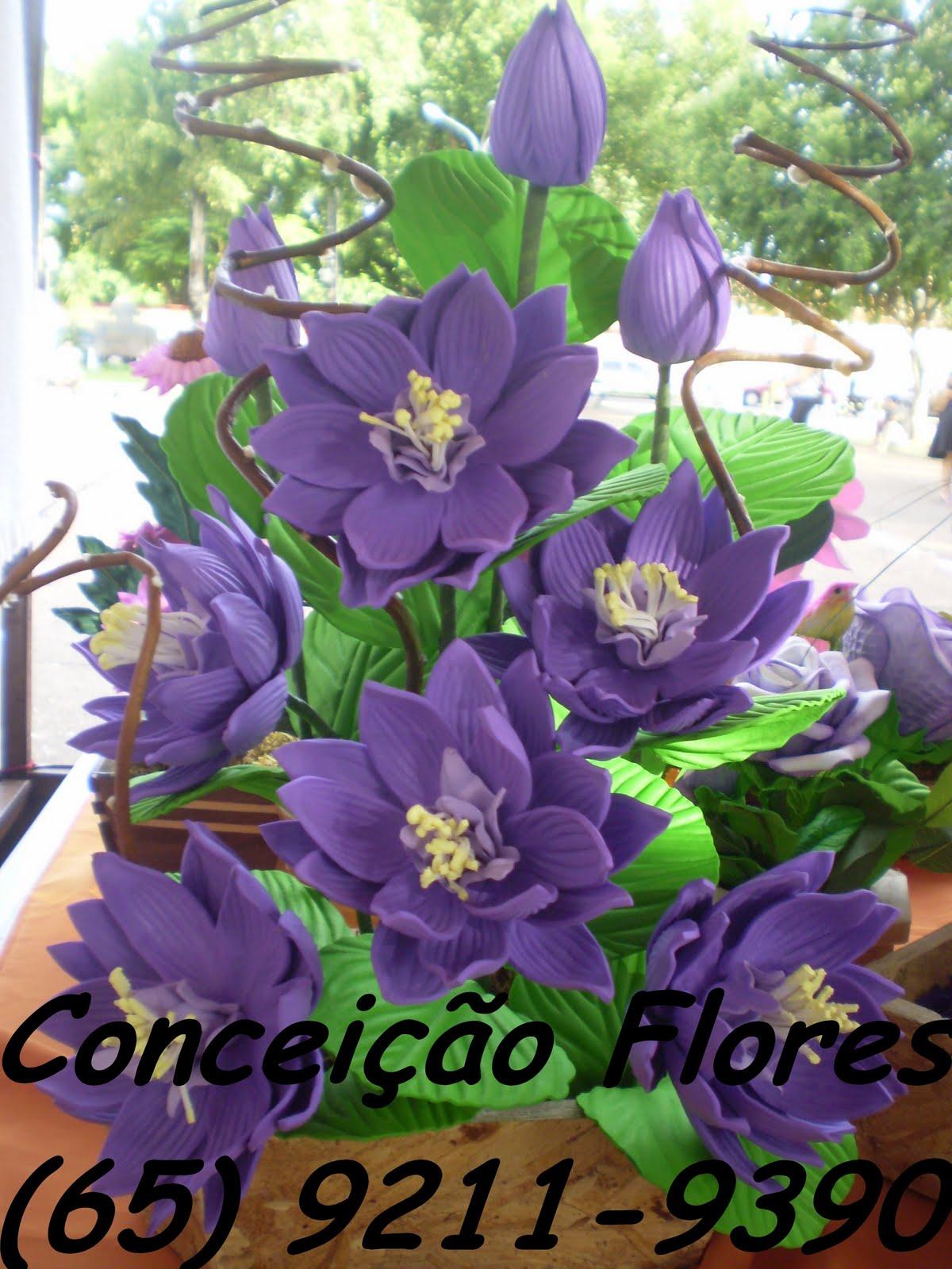 ESPAÇO EDUCAR: Como fazer flores em EVA e arranjos  - Fotos De Arranjos De Flores De Eva