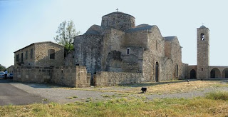 St Barnabas, Famagusta, North Cyprus