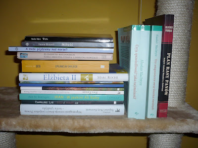 Książki na ferie:-D