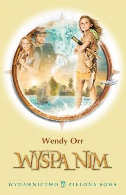 Wendy Orr. Wyspa Nim.