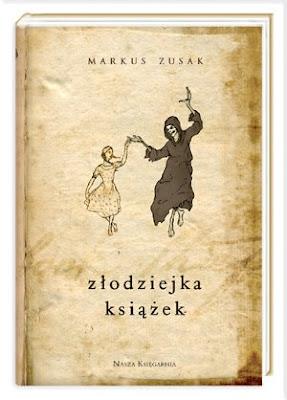 Markus Zusak. Złodziejka książek.