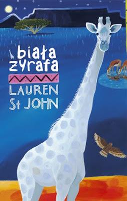 Lauren St. John. Biała żyrafa.