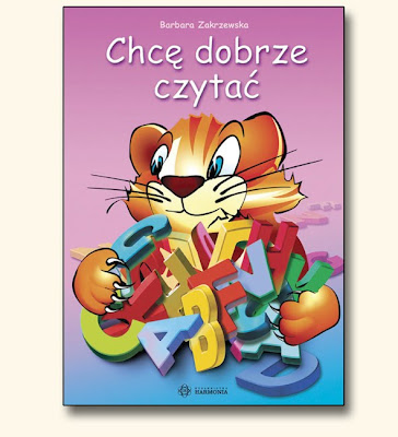 Barbara Zakrzewska. Chcę dobrze czytać.