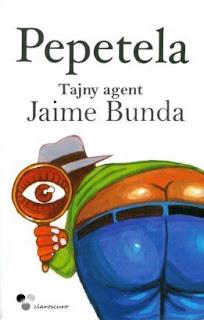 Pepetela.Tajny agent Jaime Bunda.