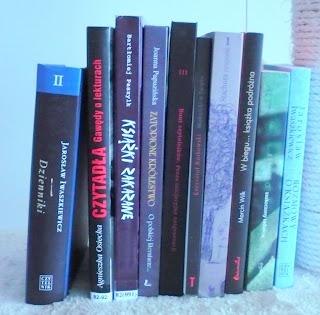 Tydzień z... książkami o pisarzach i książkach
