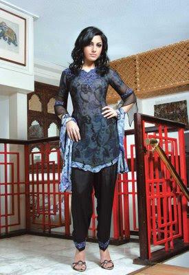 Indian Salwar Fashion