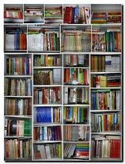 A minha biblioteca