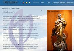 NUEVA PÁGINA DE LA RESIDENCIA MATER ECCLESIAE