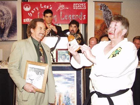 The Bob Wall Celebrity Roast  sc 1 st  Museum of Sport Karate : wall to wall martial arts - www.pureclipart.com