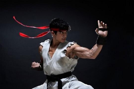 Street Fighter Legacy/Ryu