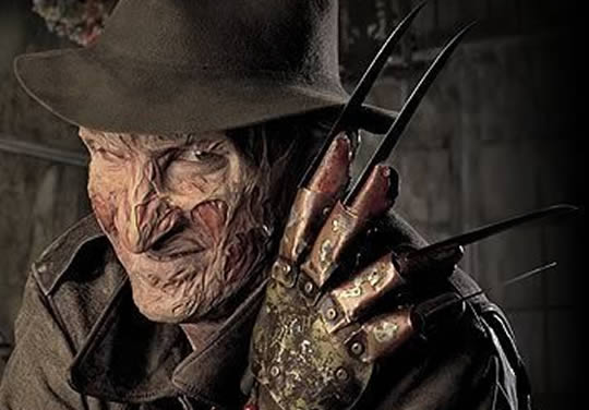 Freddy Krueger, A Hora do Pesadelo