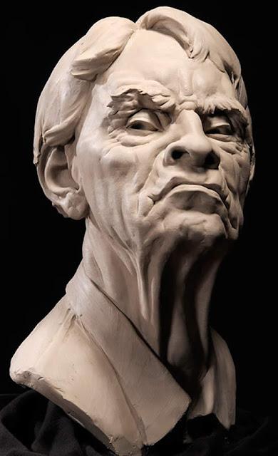 Escultura em Argila - 01