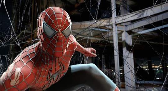 1º Lugar - Homem-Aranha