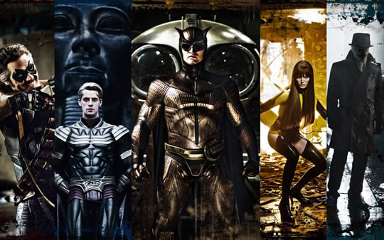 As 10 Melhores Adaptações de HQs para o Cinema - Watchmen