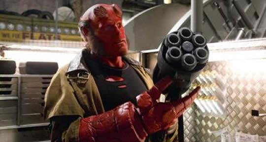 9º Lugar - Hellboy