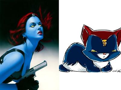 Os super-heróis mais gatos das HQs - 03