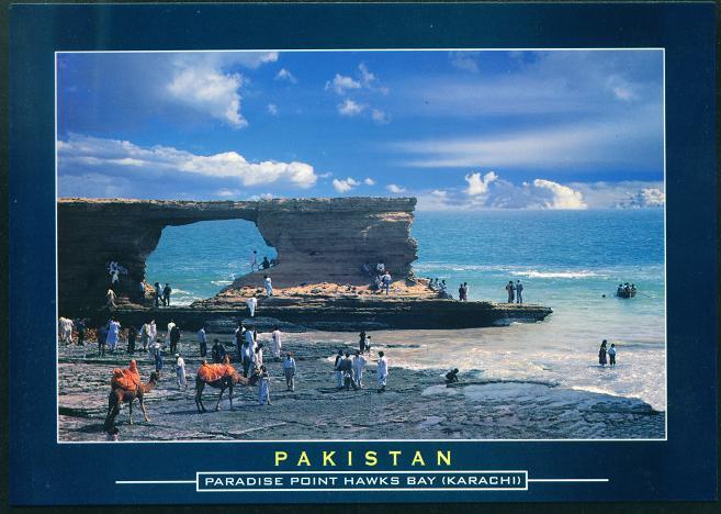 L201 PakistanParadisePointHawksBayKarachiPakistan2 - Travel Pakistan