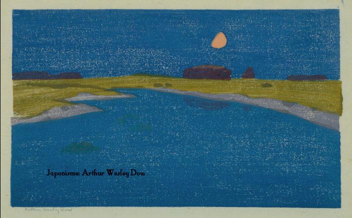 japonisme: arthur wesley dow