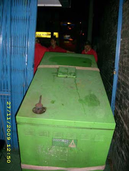 Pindahan Jenset ±1,5 ton