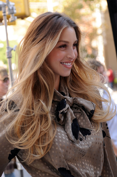 whitney port hair colour 2011. whitney port hair colour. hair