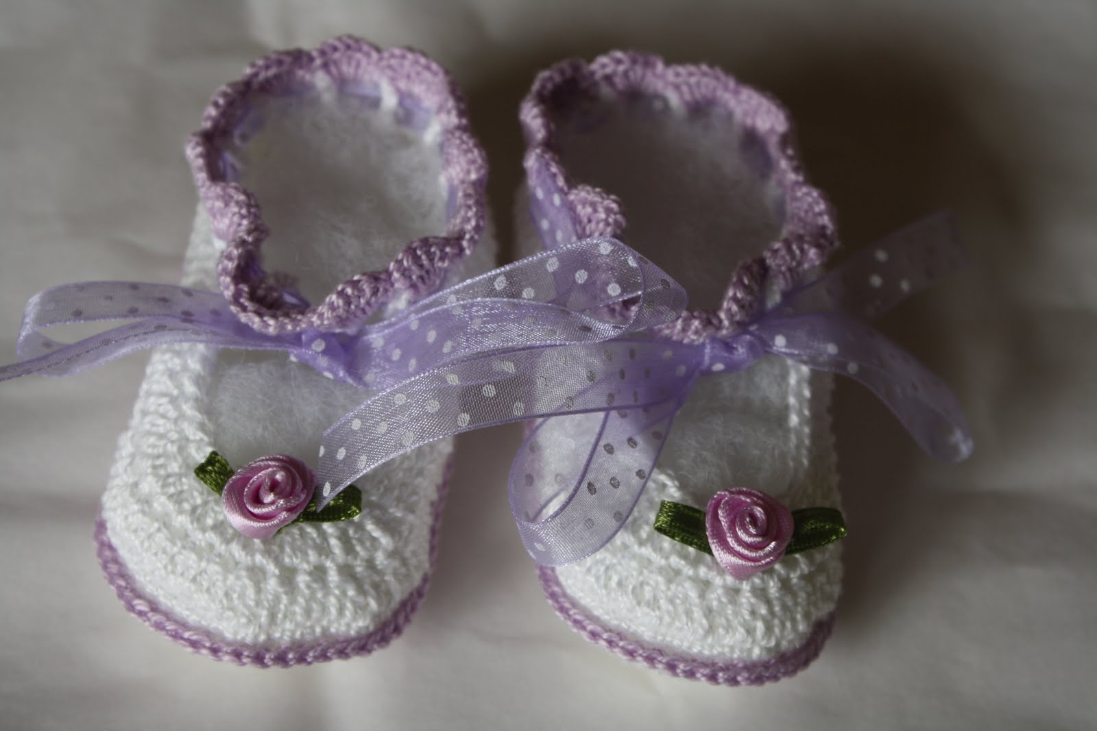 Crochet Tutorial Zapatos Bebe : Zapatitos Bebe Crochet - Crochet Club