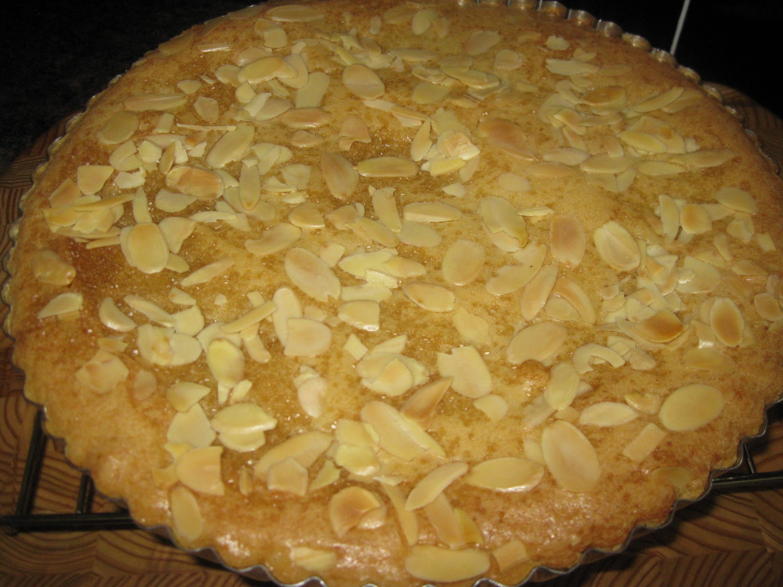 Bakeaway with Me: Butter Almond Cake