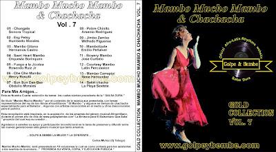 Mambo Mucho Mambo & Cha Cha CHa Vol 7