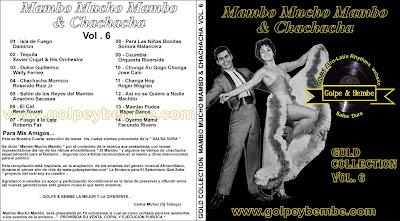Mambo Mucho Mambo & Cha Cha CHa Vol 6