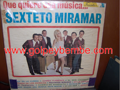 Sexteto Miramar - Que Quiere esa Musica