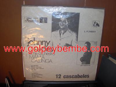 Johnny Sedes - Mama Calunga Back