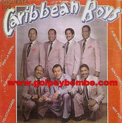 Orquesta Los Caribeans Boys - Carmelo Ponce