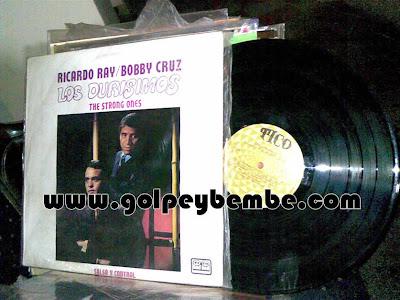 Ricardo Ray Y Bobby Cruz - Los Durisimos