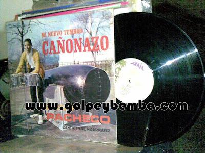 Johnny Pacheco - Mi Nuevo Tumbao Cañonazo