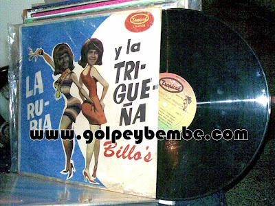 Billo's Caracas Boys - La Rubia Y la Trigueña