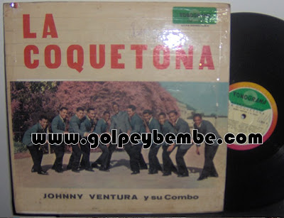 Johnny Ventura - La Coquetona