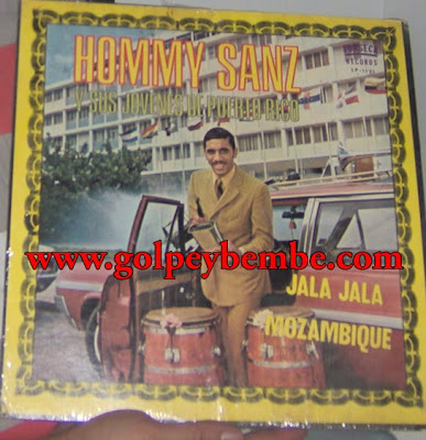 Hommy Sanz - Jala Jala Mozambique