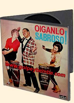Luisin Landaez y Enrique Linch  - Oiganlo Sabroso
