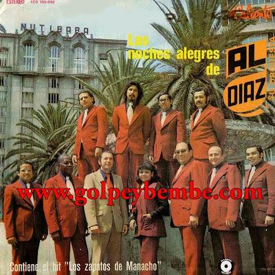Al Diaz y su Orquesta - Las Noches Alegres