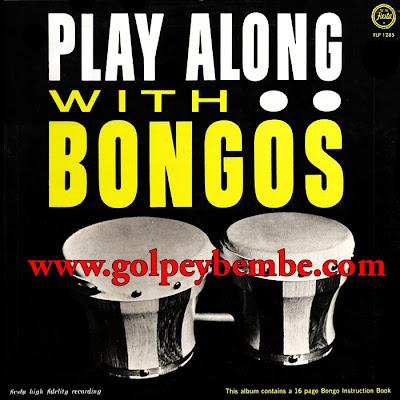 Ramon Marquez - Play Along Whit Bongos