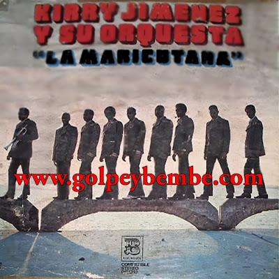 kirry Jimenez - La Maricutana