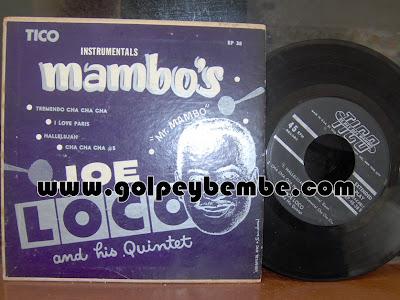 Joe Loco - Instrumentals Mambos