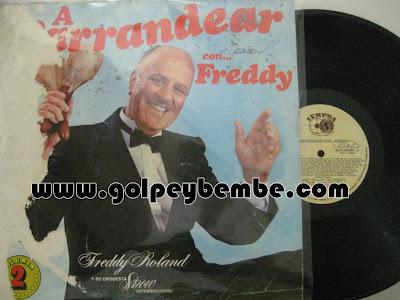 Freddy Roland - A Parrandear