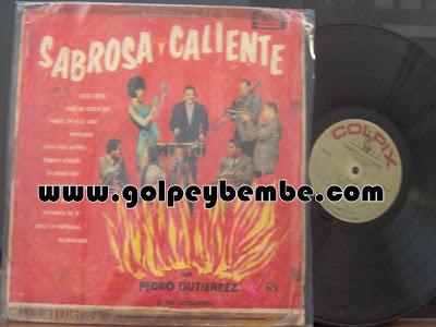 Pedro Gutierrez - Sabrosa y Caliente