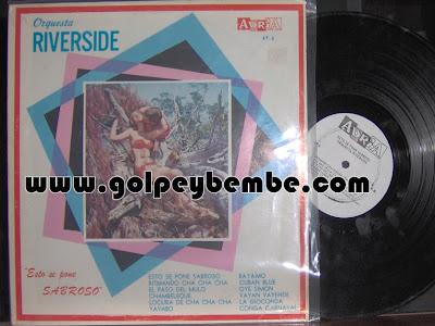 Orquesta Riverside - Esto se Pone Sabroso