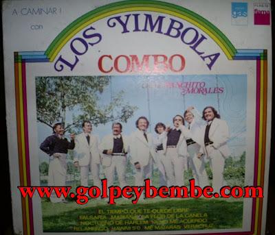 Los Yimbola Combo - A Caminar