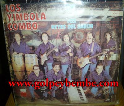 Los Yimbola Combo - Los Reyes del Sabor