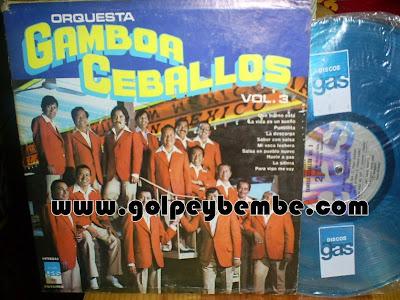 Orquesta Gamboa Ceballos - Vol 3