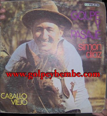 Simon Diaz  - Golpe y Pasaje